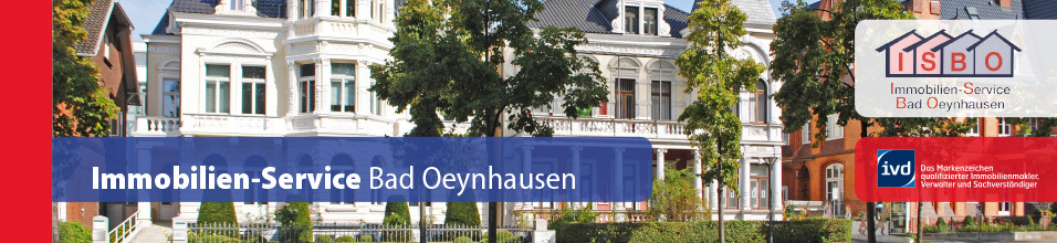 Full isbo immobilien service bad oeynhausen gmbh immobilienvermittlung