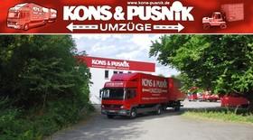 Kons & Pusnik Umzüge GmbH - Bild 1