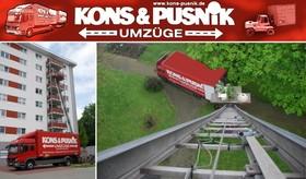 Kons & Pusnik Umzüge GmbH - Bild 2