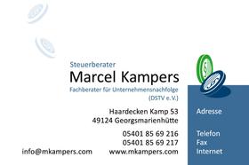 Marcel Kampers - Steuerberater - Bild 2