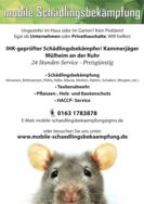 mobile Schädlingsbekämpfung - Bild 1